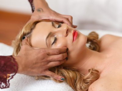 Facial Massage - Bali Temple Spa Bucharest